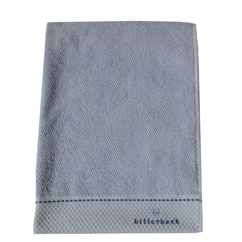Billerbeck kéztörlő reggeli harmat, világos kék 50*100 cm